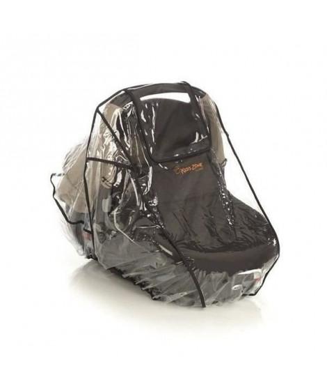JANE Habillage pluie universel Groupe 0 - Transparent/noir