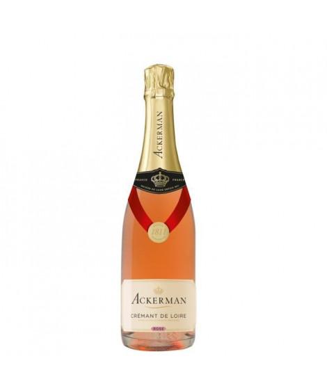 Ackerman Crémant de Loire 1811 Rosé 75cl