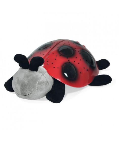 CLOUD B Veilleuse Twilight Ladybug Coccinelle - Des la naissance - Bébé mixte - Rouge