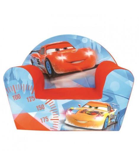 Fun House Disney Disney Cars fauteuil club en mousse pour enfant
