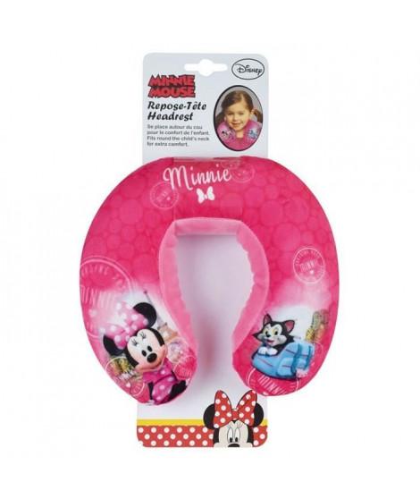 Jemini Disney Minnie tour de cou en peluche +/- 19 cm pour enfant