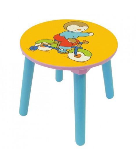 Fun House T'choupi tabouret pour enfant