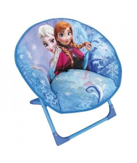 Fun House Disney Reine des Neiges siege lune pliable pour enfant