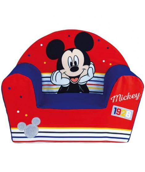MICKEY Fauteuil club en mousse pour enfant - Disney