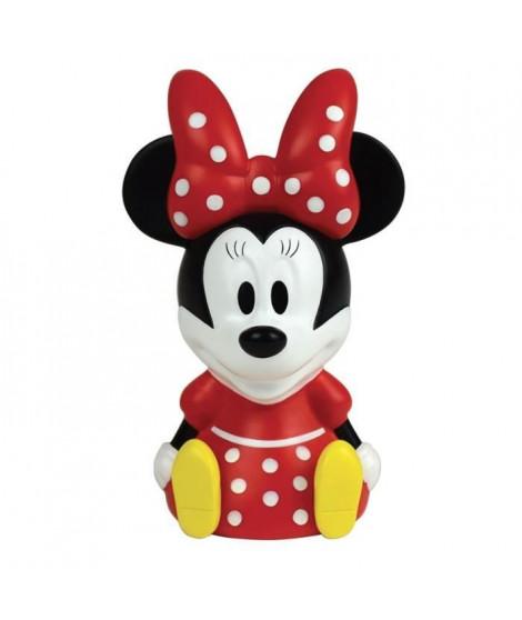 Fun House Disney Minnie veilleuse 3D 13 cm