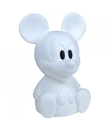 Fun House Disney Mickey veilleuse 3D 20cm