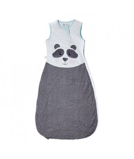 TOMMEE TIPPEE Gigoteuse - 6 a 18 mois - Tissu Léger printemps été - Pieds dedans - Motif Pippo le Panda