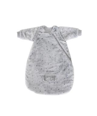 DOMIVA Gigoteuse 0-6 mois Indoor - Imprimé étoiles grises