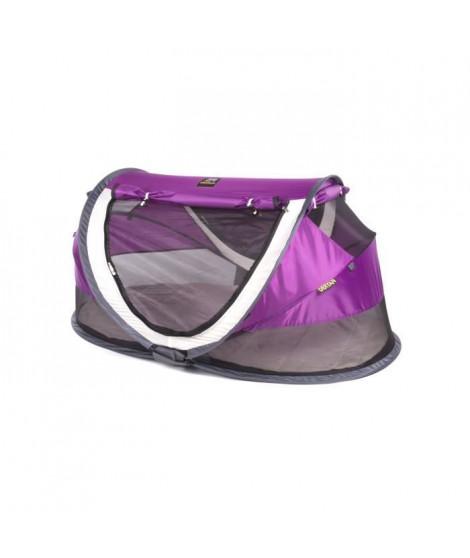 DERYAN Lit de voyage tente bambin luxe Purple/Violet