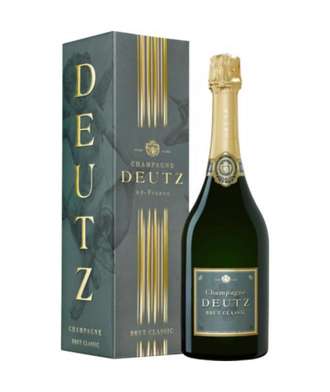 Deutz Brut Classic + Etui