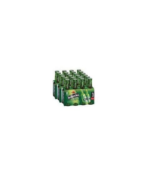 HEINEKEN Biere 5 % - 3x8x15 cl