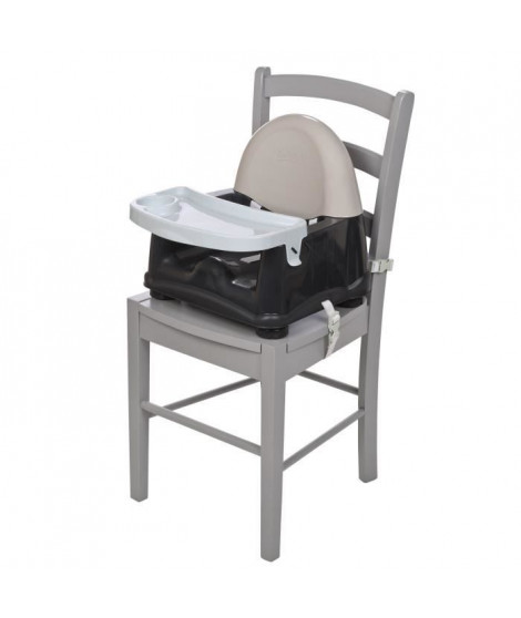 SAFETY 1ST Réhausseur De Chaise Easy Care Booster - Grey Patches