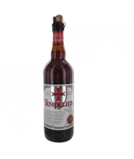 BRASSERIE CORSENDONK Tempelier Biere Blonde - 75 cl - 6 %