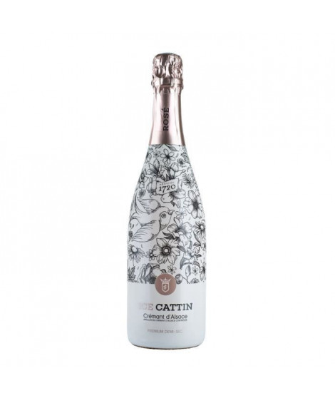 Ice Cattin Crémant d'Alsace Premium Demi-Sec Rosé