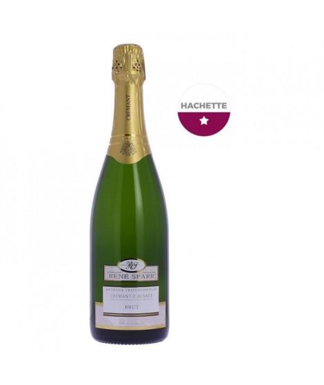 Crémant d'Alsace René Sparr Blanc Brut - 75 cl