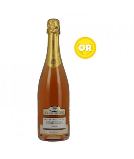 Crémant d'Alsace René Sparr Rosé - 75 cl