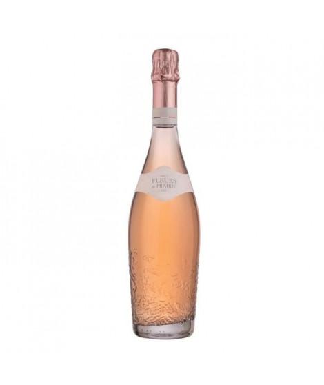 Fleurs de Prairie Vin Mousseux Brut Rosé 75 cl