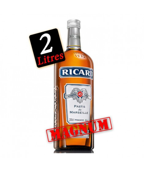 Ricard Magnum 2L