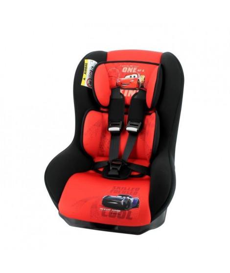 CARS 040077 Siege auto Driver GR 0/1 - De la naissance a 18kg - Rouge
