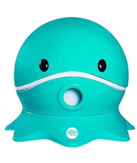 DBB REMOND Pot pour bébé Futé - Turquoise
