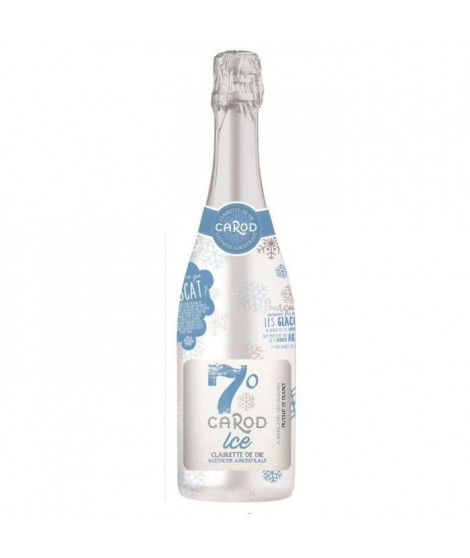 Carod Clairette de Die Ice Blanc - 75 cl