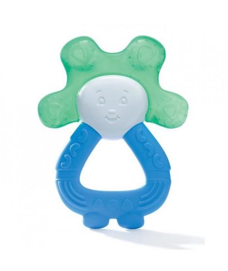 DODIE Anneau de dentition réfrigéré 2 en 1 - Bleu/Vert