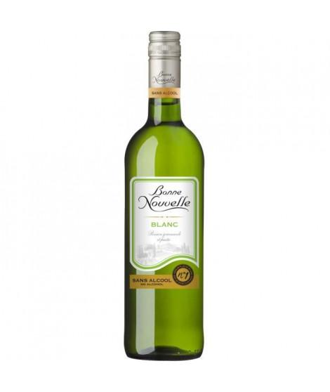 Bonne Nouvelle - Classique - Blanc - Boisson a Base de Raisin - Sans Alcool