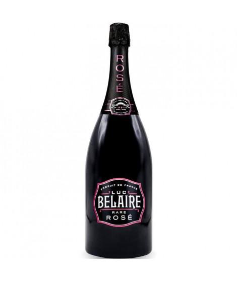 Luc Belaire Rosé - Vin Effervescent de France - 12,5% - 150 cl