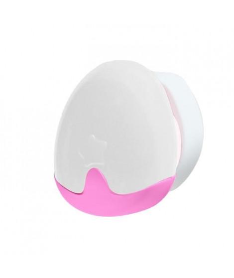 PABOBO Veilleuse automatique - LED éco-consommation - Des la naissance - Rose