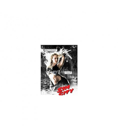 Affiche SIN CITY Nancy - Jessica Alba