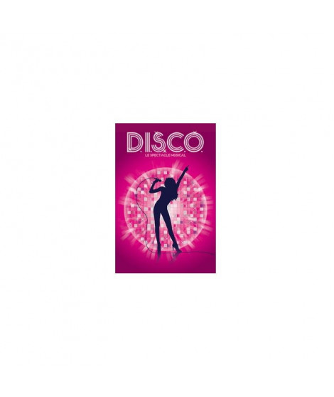 Poster Disco le spectacle musical