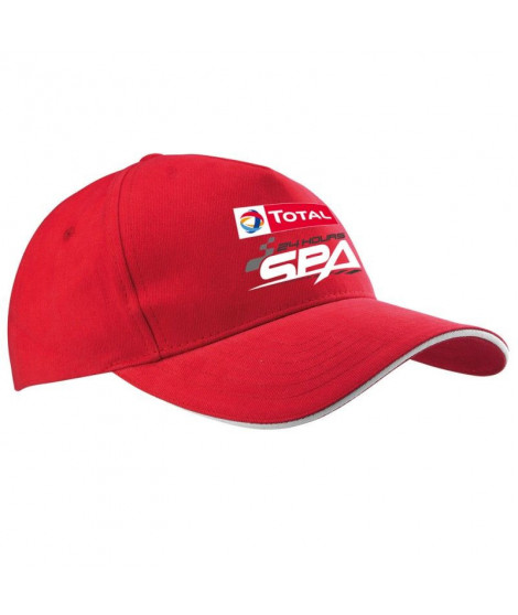 Casquette 24 Hours of Spa