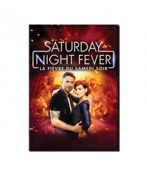 Programme du spectacle musical Saturday Night Fever