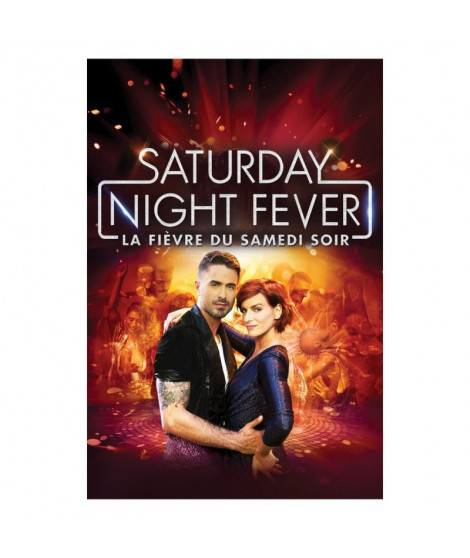 Poster affiche Saturday Night Fever