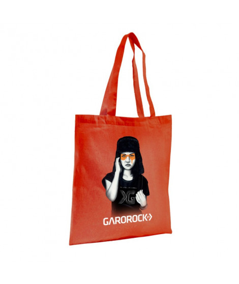 Sac shopping orange Garorock