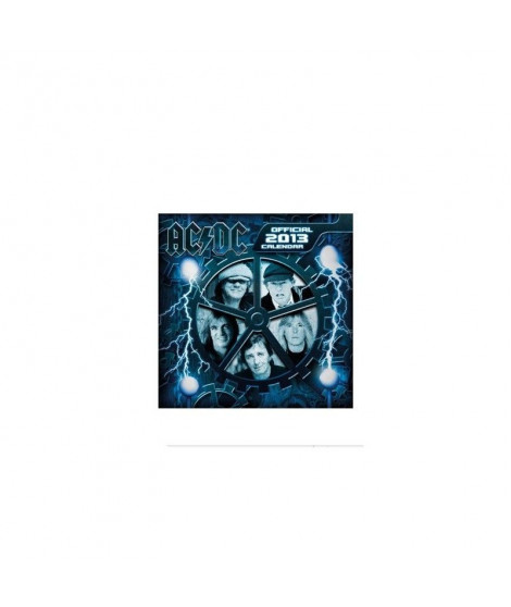 Calendrier 2013 ACDC
