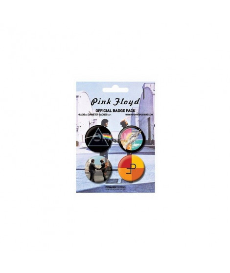 Badges Pink Floyd