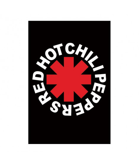 Maxi Poster Red Hot Chili Peppers  logo