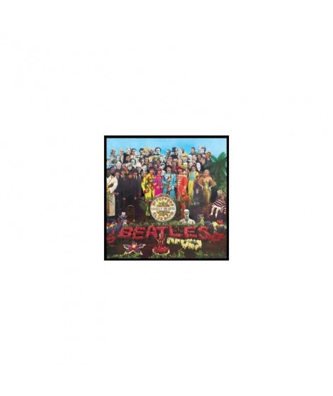 Stickers The Beatles sgt pepper