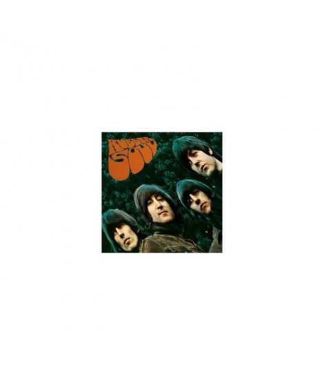 Stickers The Beatles rubber soul