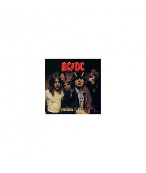 Stickers ACDC highway to hell