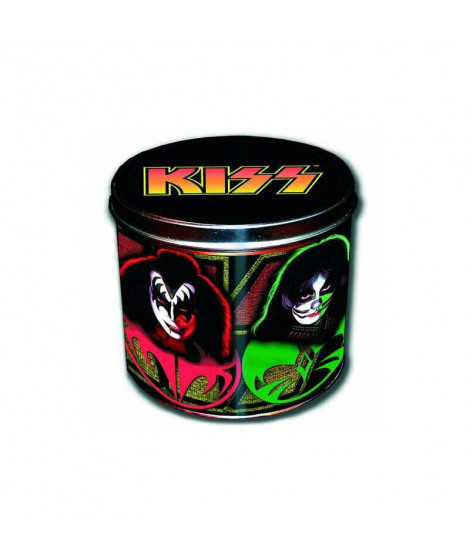 Coffret collector KISS : Mug + Porte-clés