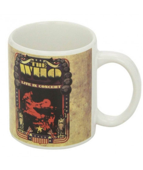 Mug The Who - Live In Concert