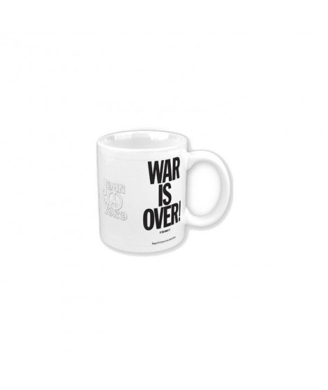 Mug JOHN LENNON war is over