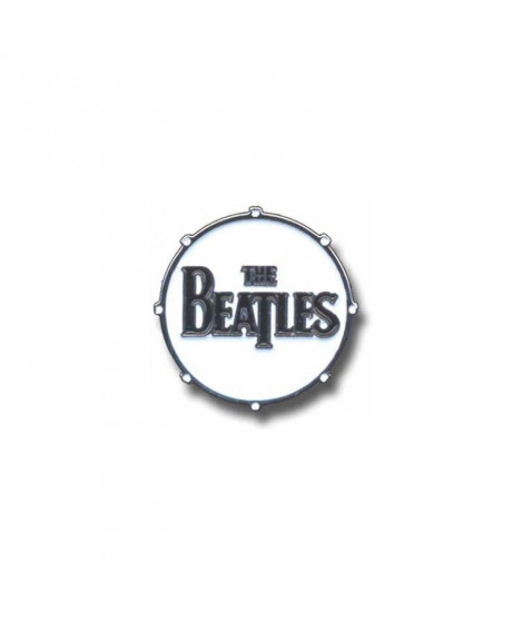 Pin's The Beatles - DRUM LOGO