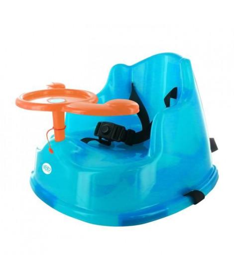 DBB REMOND Réhausseur avec volant - Turquoise