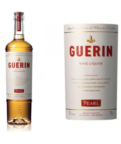 Pineau Guerin Pearl Blanc  17° 75 cl