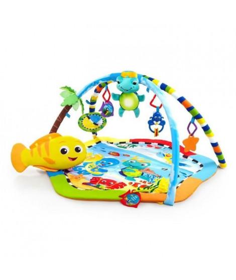 BABY EISNSTEIN Tapis d'Eveil Rhythm of the Reef™ 0m + - avec jouets nomades et coussin