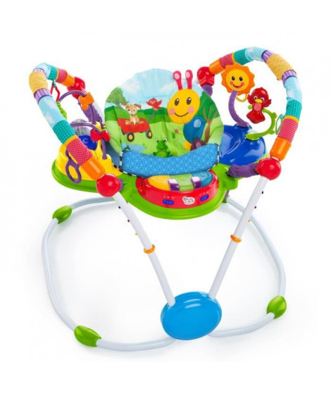 BABY EINSTEIN Youpala évolutif Neighborhood Friends Activity Jumper - Multicolore