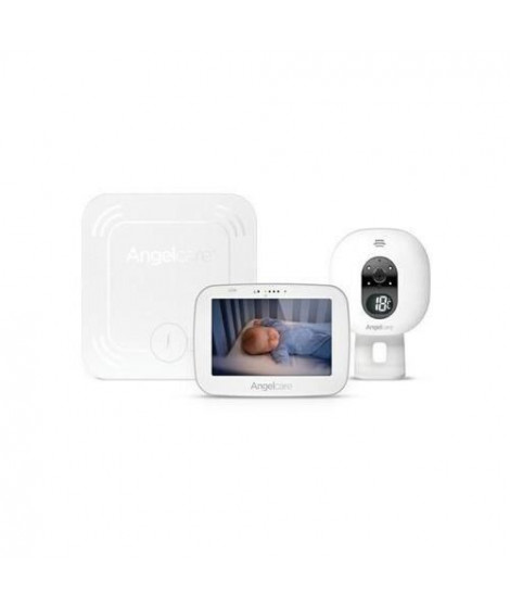 ANGELCARE Babyphone video avec détecteur de mouvements
